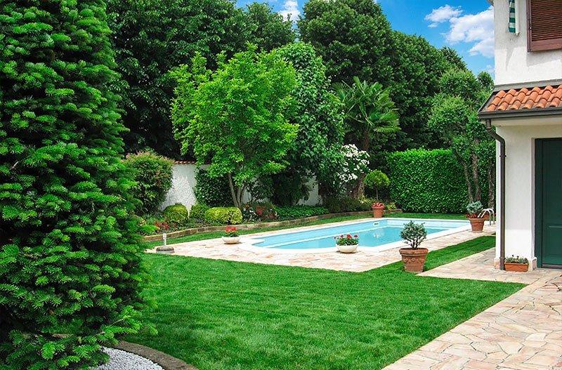 Realizzazione parchi giardini terrazze
