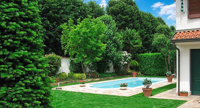 parchi, giardini, terrazze